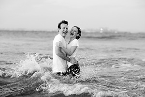 jamie + kevin - ocean city nj