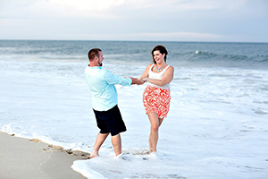 danielle + matt - seaside park, nj