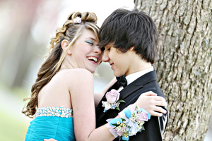 tori + brandon - junior prom galloway nj